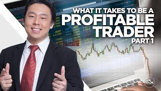 What It Takes to Be a Profitable Trader Part 1 by Adam Khoo