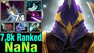74 Stolen intelligence - NaNa 7800 MMR Plays Silencer - Dota 2