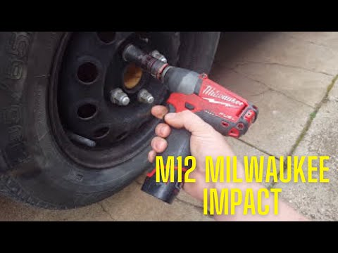 Are M12 Milwaukee impact wrenches any good? Milwaukee CIW12