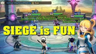 Summoners War - SIEGE is MORE FUN now!
