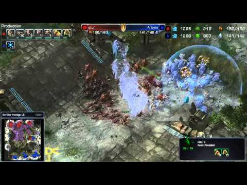 Omerta vs Artosis [ZvP] #SC2