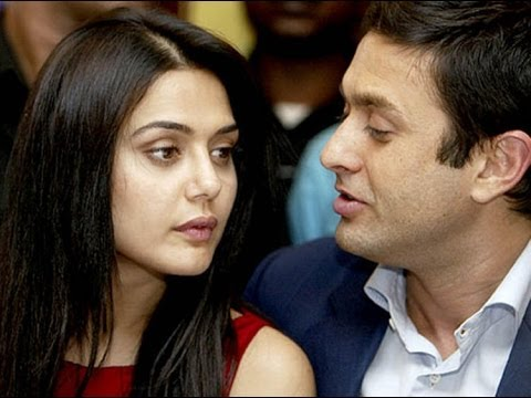 Preity Zinta -Ness Wadia's Latest Hot News
