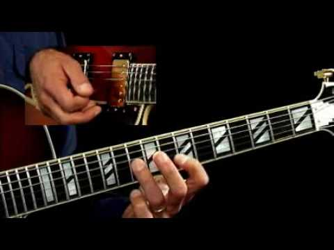 50 Jazz Guitar Licks You MUST Know - Lick #2: Major 7th - Frank Vignola