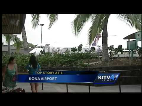 Delayed flights snowball for Hawaiian Airlines