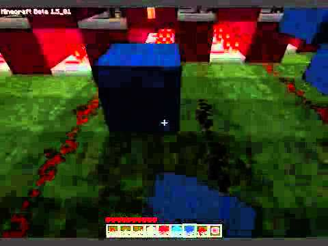Minecraft - How to build a combination lock