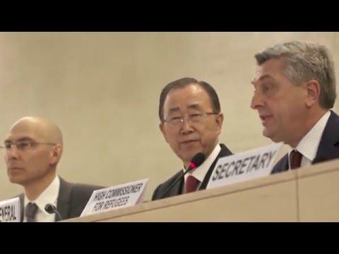 Switzerland: UNHCR Finding Pathways for Syrian Refugees