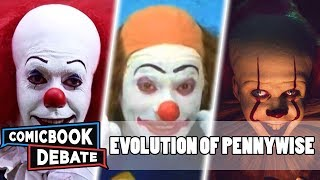 Evolution of Pennywise (It) in Movies & TV in 6 Minutes (2019)