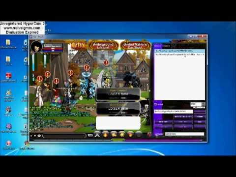 AQW Gold And XP banzai Hack 2012