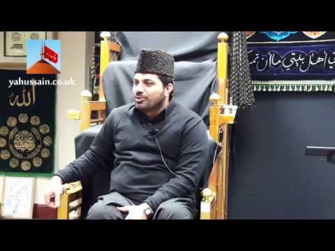 Allama Asif Raza Alvi of Faisalabad | Hussainia Imambargah - Birmingham (UK) - 28th November 2015