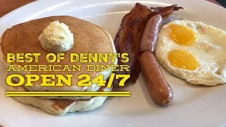 Best of Denny's American Diner: Grand Slam Country Fried Steak Beef Pot Roast