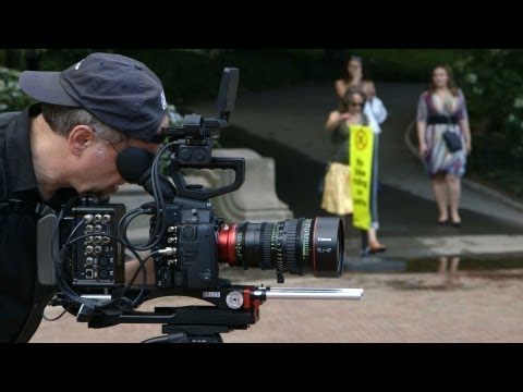 Canon Cinema EOS Line: Part 1