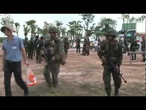 Cobra Gold 2012 - US Marines, Thailand, Korea, Indonesia, Malaysia, and Japan Joint Exercise