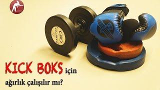 Ağırlık çalışmak hızı azaltır mı? Fitness ve Kick Boks Birlikte Olur mu? Ağırlık seriliği bitirir mi