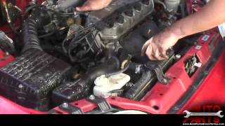 1994 Honda Civic Radiator Replacement Part 1