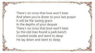Watch John Berry Theres No Cross That Love Wont Bear video