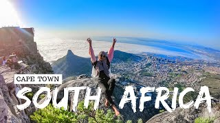 MY ROAD TRIP TO SOUTH AFRICA [CAPE TOWN] FARHANA OBERSON