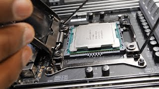 How to Build a 4K Editing Computer (More cores are not always better) - Smarter Every Day 202