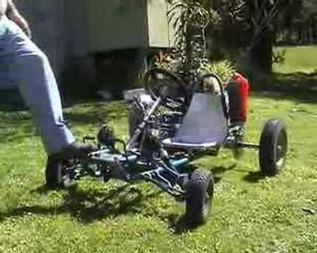 Homemade Off Road Go Kart Off road go kart