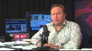 Alan Hart & Alex Jones 5/28/2010: 9/11, Israel, Mossad, Neo-Cons, Zionism is a C