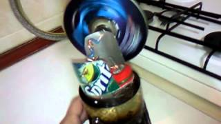 stirling engine running candles-sıcak hava motoru.mp4