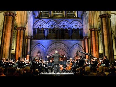NAC Orchestra at Salisbury Cathedral | L'Orchestre du CNA à la cathédrale de Salisbury