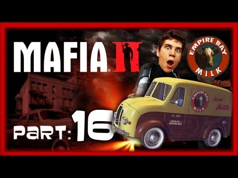 ► Mafia 2 - GoGo - Part. 16 - Tuning mlieka !!! ◄