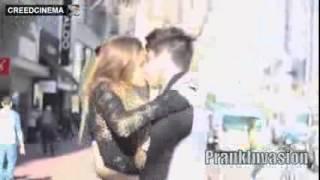 Ciuman Hot   BULE Kissing PRANK