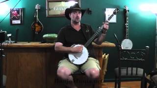 Frailing Banjo Lesson: Wee Willie