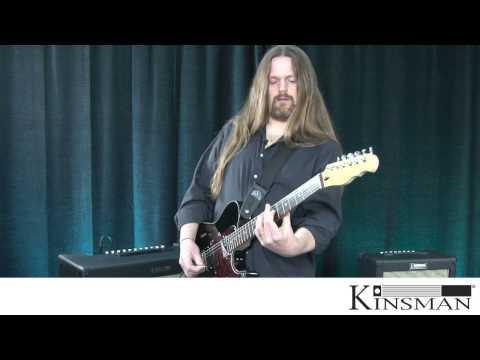 Kinsman K100GFX Combo Amplifier