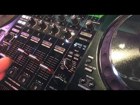 Pioneer DJ DDJ-1000 Talkthrough (NAMM 2018)