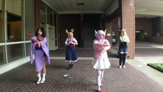 Maid Dragon Opening Cosplay Dance Cover [????????]