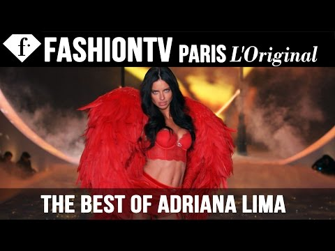 The Best of Adriana Lima - Special Weekend on FashionTV (1)