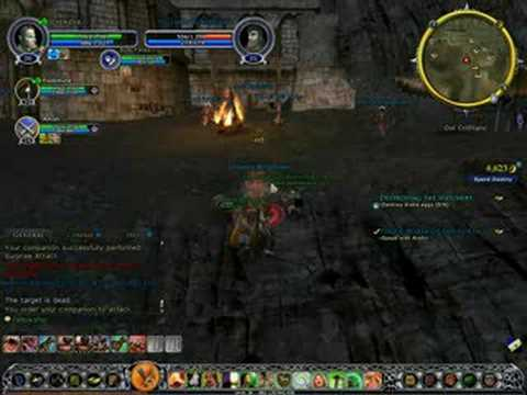 LOTRO - Loremasters Crowd Control Technique