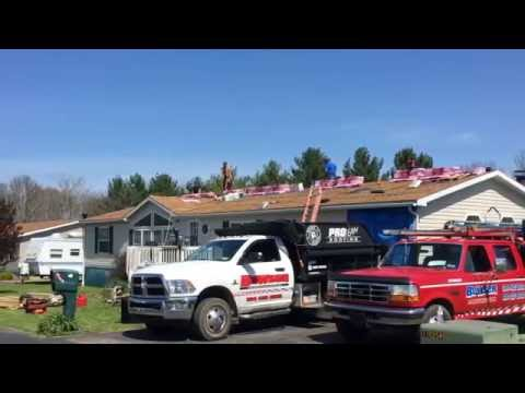 Roofing Contractor Parkersburg WV - Roof Repair, Roofing Installation, Windows and Siding