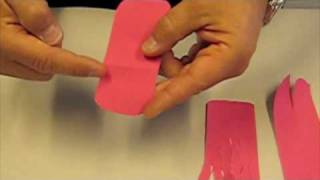 How do the kinesio tape works?