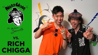 Nardwuar vs. Rich Chigga
