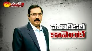 ksr political comment ||  CM KCR PowerPoint