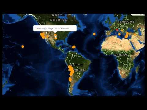 6.0 Earthquake Strikes New Zealand, Swarms In Texas and Oklahoma