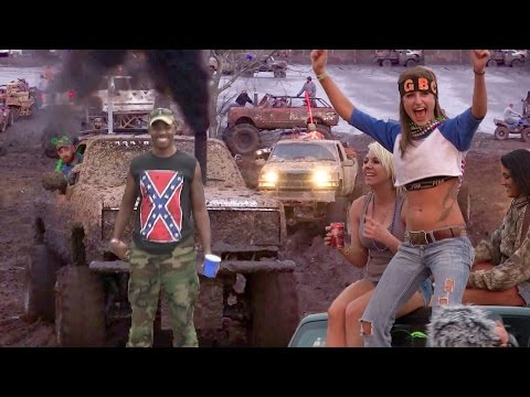 Mud Truck Party Rednecks With Paychecks Spring Break