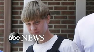 Church Shooting Suspect Dylann Roof Behind Bars in South Carolina