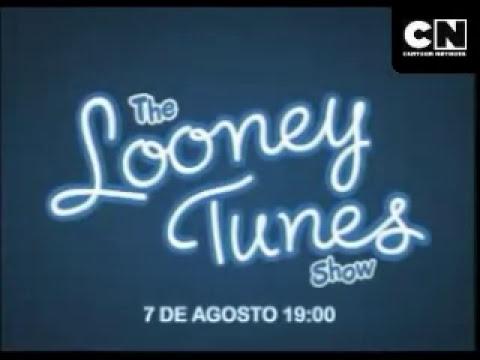 Nueva promo de el show de los looney tunes Cartoon network