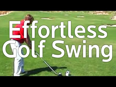 Effortless Golf Swing