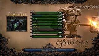 Warcraft 3 Humanos gladiadores