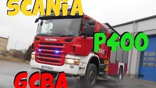 GTA SA Straż Pożarna - Scania P400