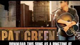 Watch Pat Green Feeling Pretty Good Tonight video