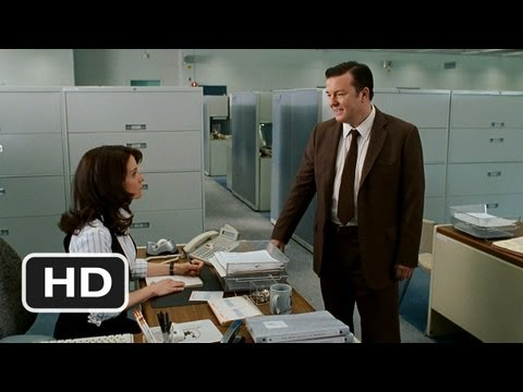 The Invention of Lying #2 Movie CLIP - Getting Fired (2009) HD