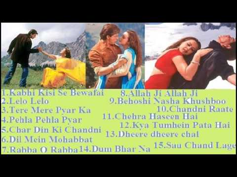 Udit Narayan Full Bollywood Romantic Songs Jukebox ( Just Click On The Songs)