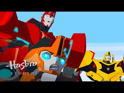 Transformers Robots In Disguise - Exclusive First Look video
