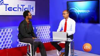 TechTalk With Solomon  S6 Ep. 12 - Interview With Cool Amharic Keyboard App Developer