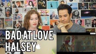 Download Lagu HALSEY - Bad At Love - REACTION!! Gratis STAFABAND